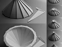 Оригами лампа: лучшие изображения (42) в 2020 г. | Оригами ...