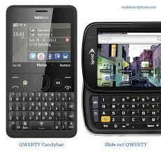 nokia qwerty keyboard phones. candybar qwerty phone vs slide out nokia qwerty keyboard phones