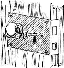 door lock and key cartoon. Online Security Products Lockey Digital 2435 Mechanical Door Lock. Lock And Key Cartoon