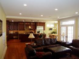 Living Room Black Sofa Kitchen Design Open Kitchen And Living Room Ideas To Inspired