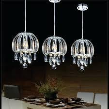 contemporary pendant lighting fixtures. New Crystal Light Pendant Chandeliers Modern Lamp Kitchen Lighting Contemporary Fixtures I