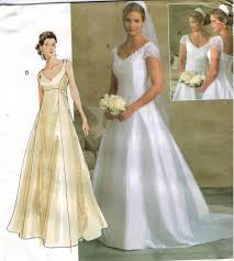 Bridal Sewing Patterns Magnificent Decorating