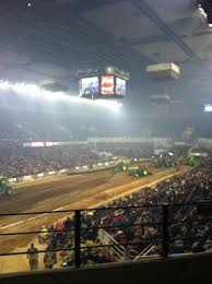 Tractor Pull At Freedom Hall Picture Of Kentucky Fair And