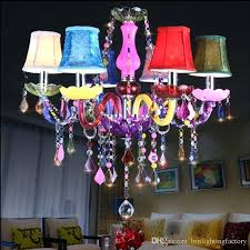 colored crystal chandelier style color crystal chandelier coffee house bar crystal pendant lamp living room dining room lamp girl bedroom chandeliers foyer