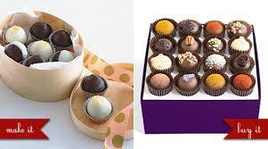 Edible Christmas Gift Recipes And Shopping Guide  Christmas Chocolate For Christmas Gifts