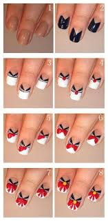 9 best Ongles images on Pinterest | Colored nail tips french ...