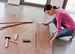 cork flooring is well suited for below grade s over concrete and even over existing floors most cork flooring can even be installed over