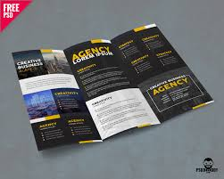 Download] Corporate Trifold Brochure Psd | Psddaddy.com