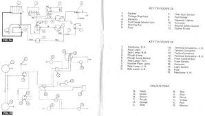 mf 240 wiring diagram wiring diagram mey ferguson tractor parts specs and information wiring diagram
