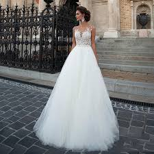 <b>SoDigne</b> Boho <b>Wedding Dress 2020</b> Tulle Lace Appliques Beach ...