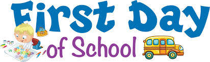 first day of school images clip art clip  send us your first day of school pics manning live