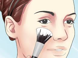 how to apply makeup for a natural look via wikihow