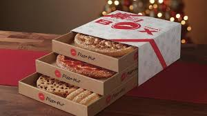pizza hut triple treat box holiday. Simple Triple Pizza Hut Is Bringing Back The Triple Treat Box And Teaming Up With Xbox For To Holiday L