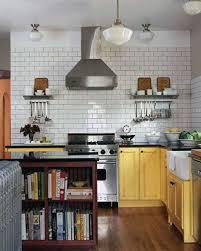 Subway Tiles Kitchen Amusing Subway Tile In Kitchen Pictures Design Inspiration
