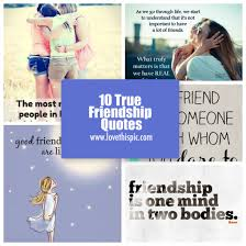 True Friends Quotes Delectable 48 True Friendship Quotes