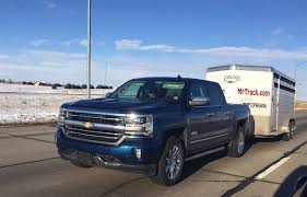 Is the 2016 Chevy Silverado 1500 6.2L More Efficient at Towing ...