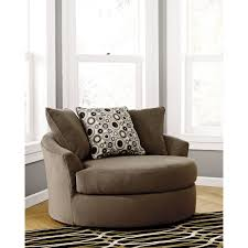 Living Room Oversized Chairs Roenik Oversized Swivel Accent Chair Spring Swivel Chair And Chairs