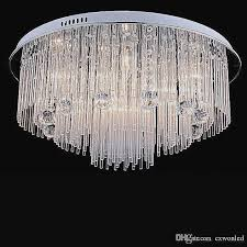bedroom ceiling lights of modern house new modern led crystal chandelier lighting for beach house bedroom