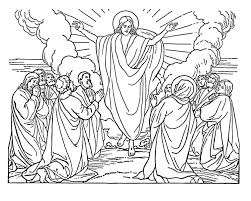 Free Bible Story Coloring Pages For Kids – Pilular – Coloring ...