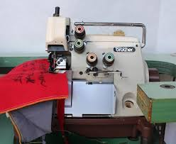 Sewing And Overlocking Machine