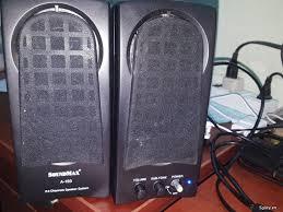 Loa Vi Tính Sound Max A 150, cũ thanh lý giá hạt dẻ HCM