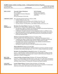 Luxury Undergraduate Resume Template 9 Undergraduate Student Cv