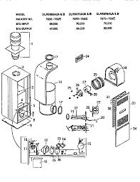 coleman evcon model bpch0361ba manual