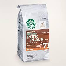 starbucks coffee bag dark. Unique Dark Starbucks Decaf Pike Place Whole Bean And Ground Coffee Bag And Starbucks Coffee Bag Dark A