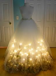 Dresses With Lights Making A Christmas Angel Costume Part One Gowns Dresses