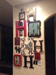 letter h wall decor bold and modern initial wall decor wall decoration ideas with letter h letter h wall decor
