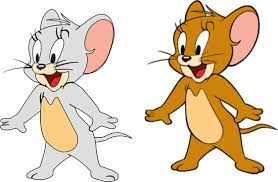 tom and jerry vector images free vector