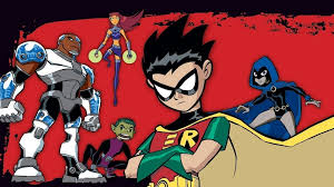 Teen titans the animated series