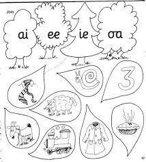 Children enjoy little books more than worksheets, so i created this pack specifically for preschoolers. Jolly Phonics Workbook 4 Ai J Oa Ie Ee Or Jolly Phonics Phonics Jolly Phonics Activities