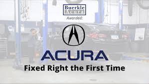 Acura Dealer Mn Buerkle Acura Service Service Dept Brooklyn Park Mn Acura