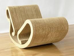 frank gehry cardboard furniture  Поиск в google  object design