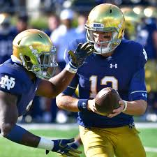 Usc 2018 Depth Chart Notre Dame Fighting Irish Vs Usc Trojans Depth Chart For
