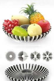 Accessories: Modular Fruit Bowl Design - Tableware