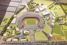 Stadium Planning Design Exciting Next Step In Kcaps Neo Masterplan The King