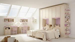 attic kids room furniture ideas girls purple beige attic furniture ideas