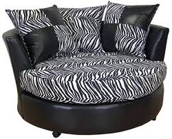 zebra print bedroom furniture. swivel chair wloose pillowschoice of colors available zebra print bedroomzebra bedroomsanimal furniturezebra bedroom furniture z