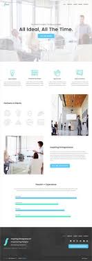 Muse Website Templates Delectable 48 Best Best Adobe Muse Template Collection Images On Pinterest