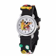 <b>Mickey Mouse Cartoon</b> Quartz Watch Children <b>Girls</b> Fashion ...