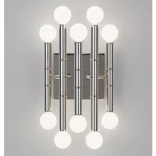 sconces wall lighting. Meurice Five-Arm Sconce - Alt Image 1 Sconces Wall Lighting R