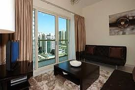 Marina View Tower   Luxury 1 Bedroom Apartment For Rent In Dubai Marina