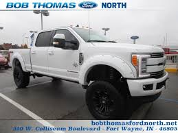 2019 Ford F-250 Black Widow Crew Cab Pickup