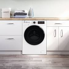 best washer dryer. Beko WDR854P14N1 IonGuard Washer Dryer \u2013 Best For Fresh-smelling Clothes D