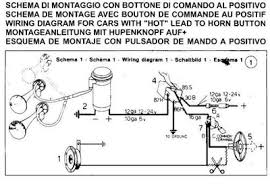 wiring an air horn good electricians Car Air Horn Wiring Diagram Relay Wiring Diagram for Air Horns