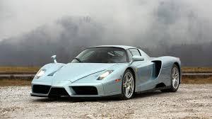 Rare Hypercar Sale Buy This Classic Enzo Ferrari In An Even Rarer Color