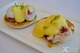California Grill: Lobster Eggs Benedict ...