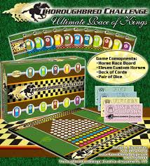 Wooden Horse Racing Dice Game 100 Horse Racing Board Game Bello Games Deluxe Horse Racing Game 86